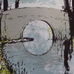Tim Southall, The Fox and Goose, Limited Edition Prints, Landscape Prints 4