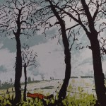 Tim Southall, The Fox and Goose, Limited Edition Prints, Landscape Prints 5