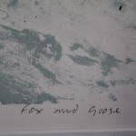 Tim Southall, The Fox and Goose, Limited Edition Prints, Landscape Prints 7