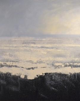 David Wheeler Landscape #1 Wychwood art