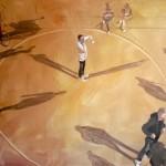 Sam Hewitt Ten Past Ten Wychwood art