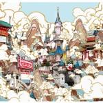 Benjamin Buckley Hong Kong Dreams Wychwood art