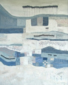 Jessica Leighton Fields of Blossom Wychwood Art