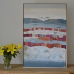 Jessica Leighton View out to Sea on the wall Wychwood Art