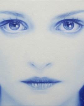 Josie McCoy Isabel Creo Blue Wychwood art