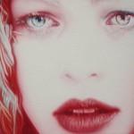 Josie McCoy Leeloo XV Wychwood art