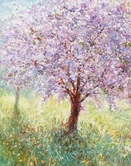 Mariusz Kaldowski Cherry Blossom Wychwood art