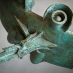Adam Warwick Hall- A Clipping of Wings-4 of 12f-Wychwood Art