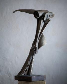 Adam Warwick Hall- Altitude Sickness-1of 12-Wychwood Art