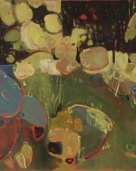 Elaine Kazimierczuk Herbaceous Border Wychwood Art