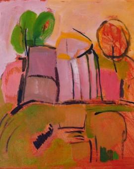 Elaine Kazimierczuk Rainster Rocks Wychwood Art
