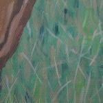 Margaret Crutchley, Cow, Original Painting, Animal Art 4