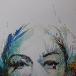 Carne Griffiths, Limited Edition Print, Contemporary Figurative Art, Abstract Portraiture 3