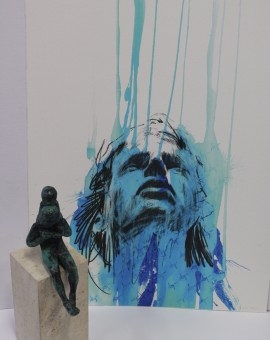Carne Griffiths, Limited Edition Print, Contemporary Figurative Art