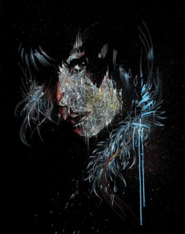 Carne Griffiths Nightfall Wychwood Art