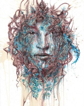 Carne Griffiths The Secret Garden Wychwood Art