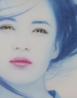 Josie McCoy Moon II Wychwood Art