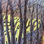 n Art – Fall 2019 – British Art – Landscape Art – Art of the woods – Close Up 3