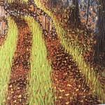 n Art – Fall 2019 – British Art – Landscape Art – Art of the woods Close Up 5