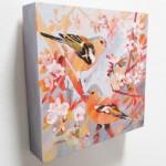 Carolyn Carter Chaffinches2 Wychwood Art