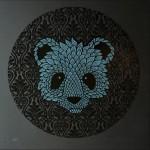 Andy Wilx Black Diamond Bear Wychwood Art