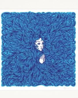 Andy Wilx I Dream In Blue Wychwood Art