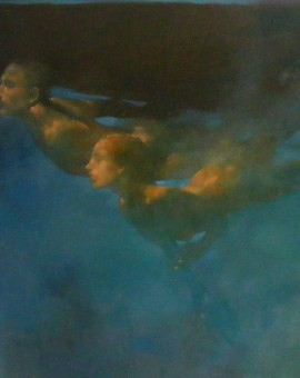 Bill Bate. Blue Beyond. Wychwood jpeg