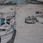Clare Halifax, Sennen Cove, Cornwall, Cornish Art, Art of Sennen Cove 6