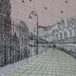 Clare Halifax, limited edition print, cityscape art 5