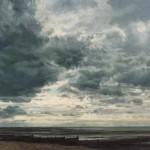 Sarah Spencer Dark Day in Whitstable Wychwood Art