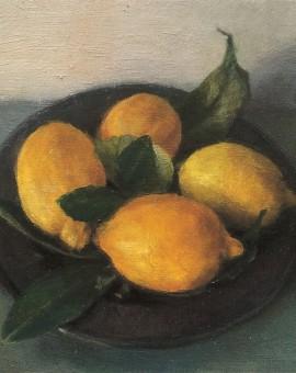 Sarah Spencer Lemons Wychwood Art