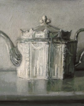 Sarah Spencer Teapot Wychwood Art