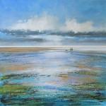Michael-Sanders-Walking-the-Dog-Wychwood-Art