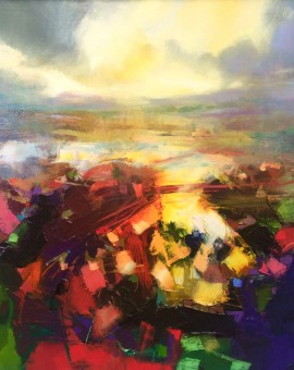 Scott Naismith Bridge Atmospheric landscapes