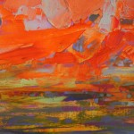 Scott Naismith, Fluid Dynamics III, Original ABstract Art, Bright Art, Abstract Contemporary Landscape Art 3