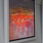 Scott Naismith, Fluid Dynamics III, Original ABstract Art, Bright Art, Abstract Contemporary Landscape Art 9