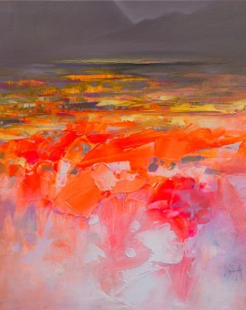 Scott Naismith Fluid Dynamics III Wychwood Art