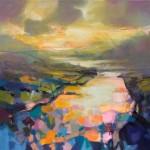 Scott Naismith Light On Loch Leven Wychwood Art