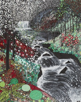 Katie Allen Glynneath-Falls affordable art