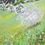 Katie Allen Hawthorn Spring Meadow countryside prints