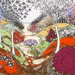 Katie Allen Indian Summer buy art online