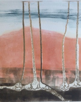 Sarah Russell, Silver Birches, Wychwood Art