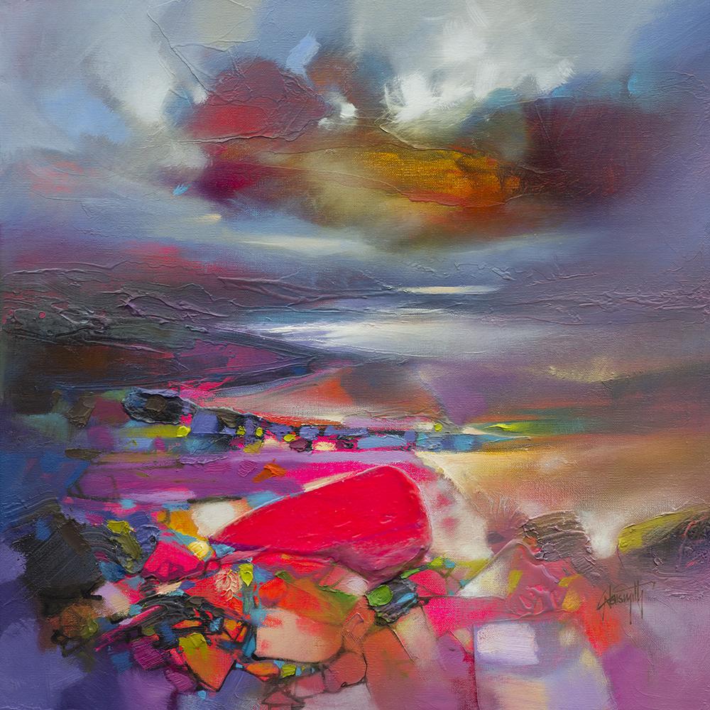 Scottish Art: Landscape Painter