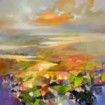 Scott Naismith Highland Terrain Contemporary art