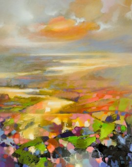 Scott Naismith Highland Terrain Contemporary art