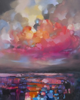 Scott Naismith Pressure Release Atmospheric landscape paintings