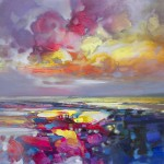 Scott Naismith Primary Shore Scottish Landscape paintings