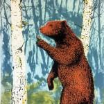 Tim Southall. Tender Bear. Wychwood Art