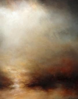 1 KERR ASHMORE - Gently you pass - wychwood art