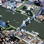 Alicia Dubnyckyj, Tower Bridge X, London, Wychwood Art
